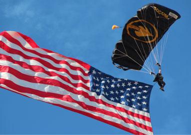 U.S. Special Ops Command- Para Commandos