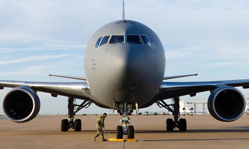 <h4>KC-46A Pegasus<br>New Hampshire Air National Guard</h4>