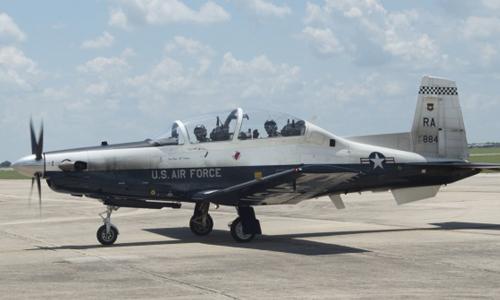 T-6 Texan II<br>Randolph Air Force Base