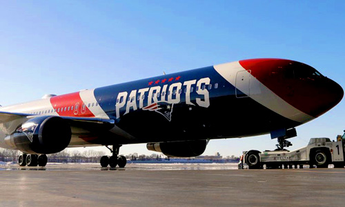 <h4>New England Patriots 767</h4>